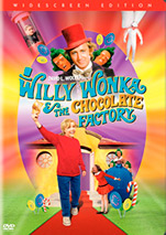Willy Wonka & The Chocolate Factory Cover Art