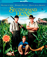 Secondhand Lions Cover Art