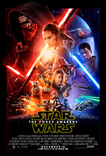 Star Wars 7: The Force Awakens Cover Art