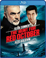 Hunt for Red October Cover Art