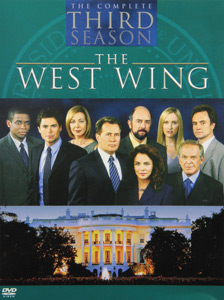 Bartlet for America? Cover Art